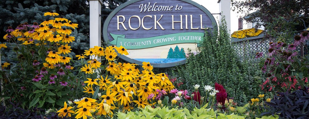 Welcome to Rock Hill